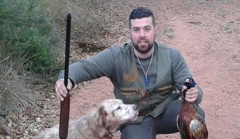 Ismael Rodriguez Clemente. L'assassí de dos agents rurals. Font: Segre.com